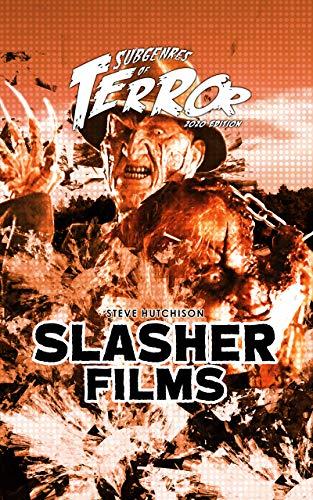 Slasher Films 2020 (Subgenres of Terror 2020 Book 3) (English Edition)