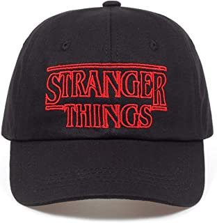 d0dbad246 Amazon.com: stranger things - Hats & Caps / Accessories: Clothing ...