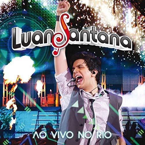 Luan Santana - Ao Vivo No Rio [CD]