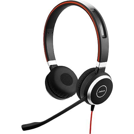 Jabra Evolve 40 Ms Stereo Headset Microsoft Elektronik