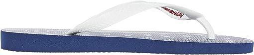 Navy Blue/White 1