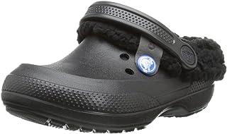 Crocs 儿童 Blitzen II Lined 洞鞋