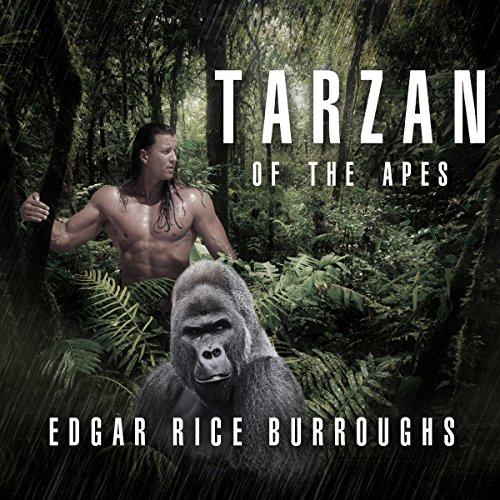 Tarzan of the Apes cover art