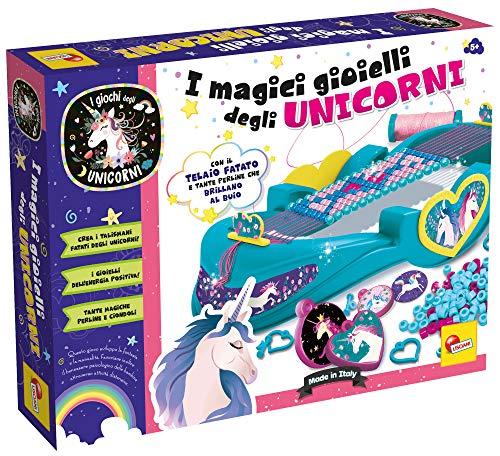 Liscianigiochi-i Magici Gioielli degli Unicorni, 70367