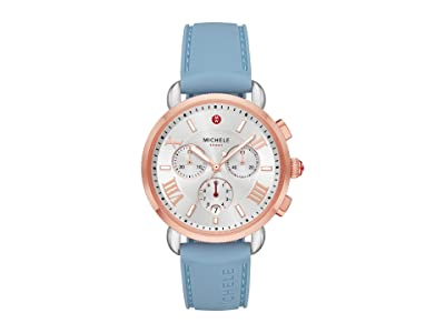 Michele Sport Sail Watch (Blue) Watches