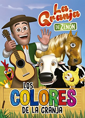 Los colores de la granja (La granja de Zenón) (Reino Infantil. Actividades)