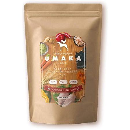 国産ドッグフード UMAKA(うまか) プレミアム 全犬種・全年齢 総合栄養食基準(チキン)