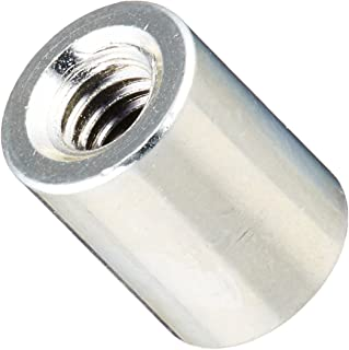 Zinc Plated Female M3-0.5 Screw Size Lyn-Tron Brass Pack of 5 35mm Length, 4.5mm OD