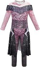 Costume di Halloween Cosplay Classico per Adulti e Bambini Audrey Descendants 3 Costume per Ragazze da Donna
