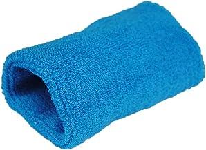1pc armbanden sport sweatband handband sweat pols ondersteuning brace wraps waken voor fitnessstudio volleybal basketbal t...