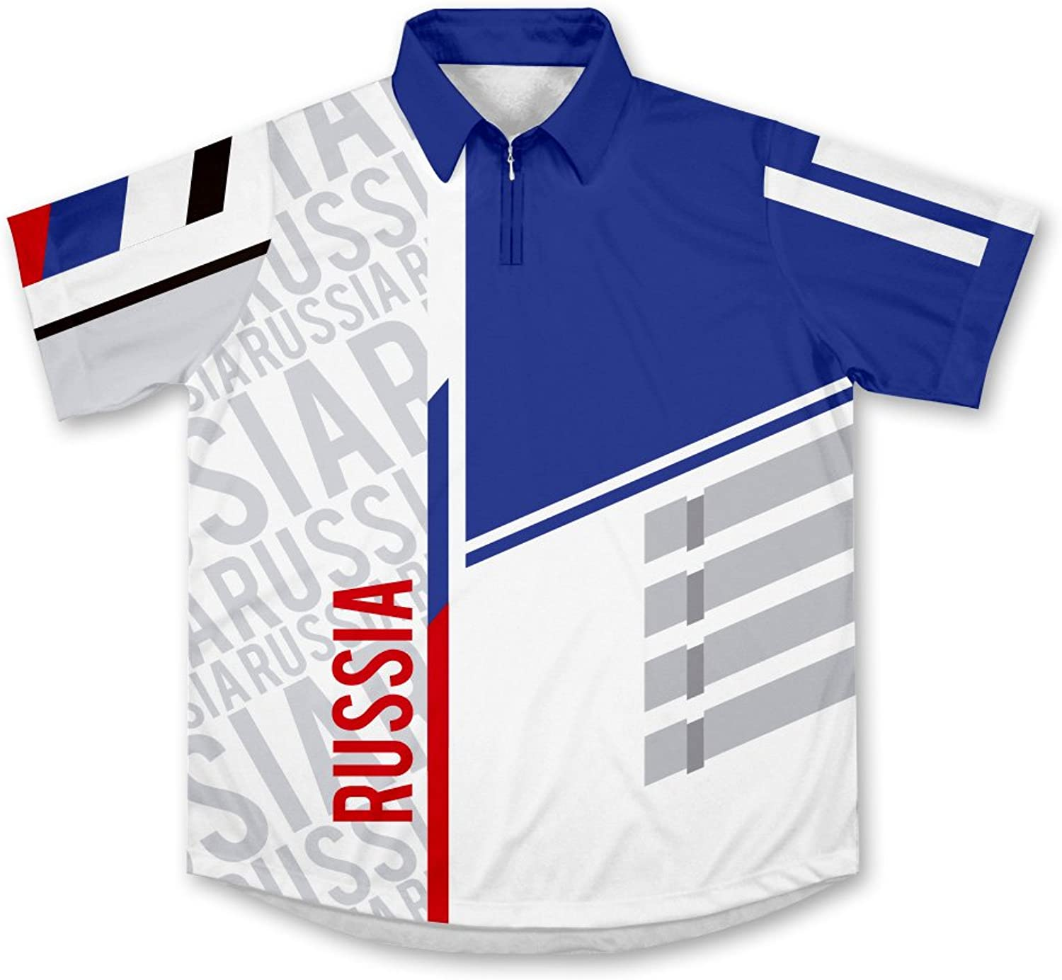 ScudoPro Russia Technical Polo Shirt for Men and Women