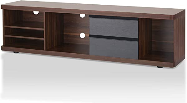 HOMES Inside Out IDI 161545 Tv Stand Brown
