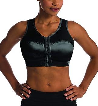 Enell Sport Women's Full Coverage High Impact Sports Bra