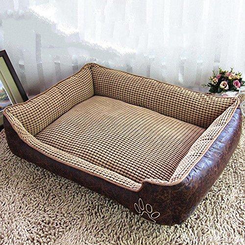 Lozse cojín Caseta para Perros Estera de Grande Perro canile Pet Lavable para el Perro y Mascotas
