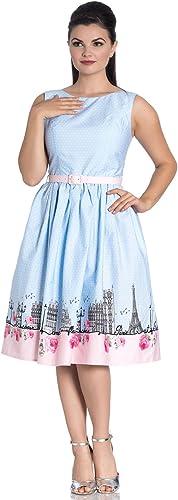 Hell Bunny Kleid Paname 50's Dress 4786