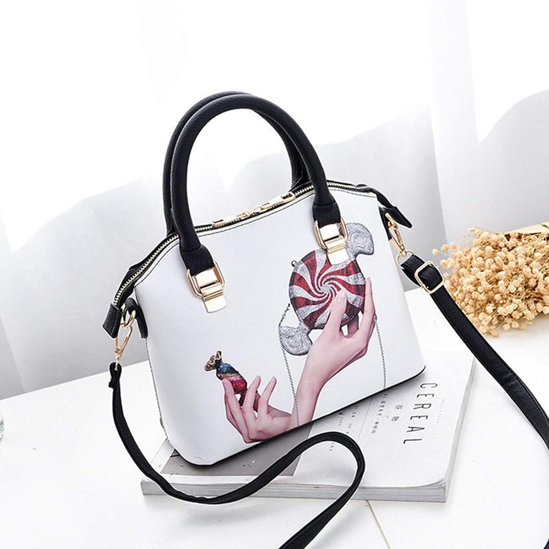 Lianaizog Damenhandtasche Luxus Leder Clutch Bag Messenger Griff Griff Griff B07KW78DCQ  Vollständige Spezifikation f6fc16