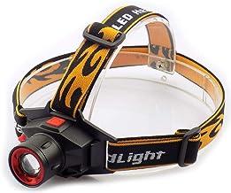 Hoofdlamp oplaadbare led koplamp koplamp Zoom Focus High Bright Head lamp fakkel