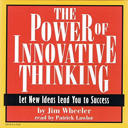 The Power of Innovative Thinking cover art