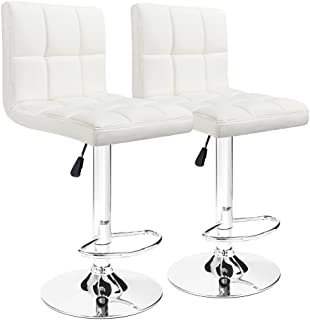 Best leather swivel bar chair Reviews