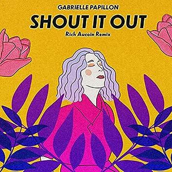 Shout It Out (Rich Aucoin Remix)