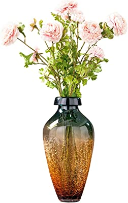 Ochine Home Desktop Plant Glass Frame Flower Pot Water Glass Container Art Test Tube Vase with Home Decoration