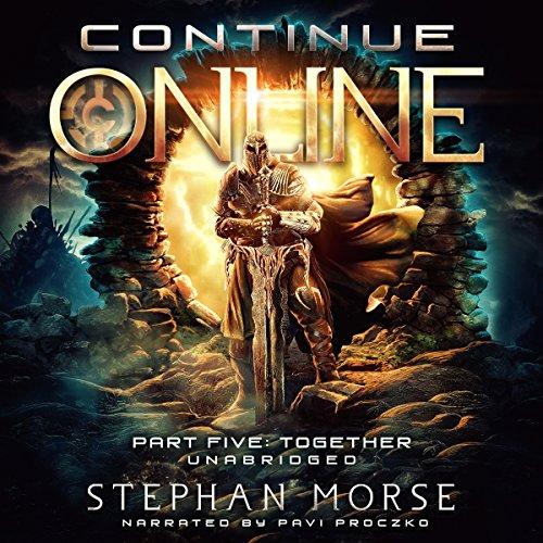 Couverture de Continue Online Part Five: Together