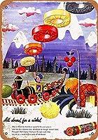 1945ライフセイバーズキャンディコレクティブルウォールアート