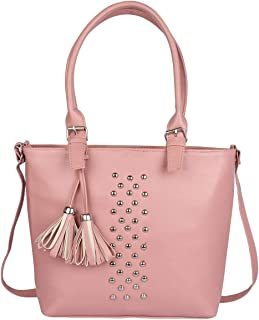 TYPIFY Women's Handbag (TBAG329_Pink)