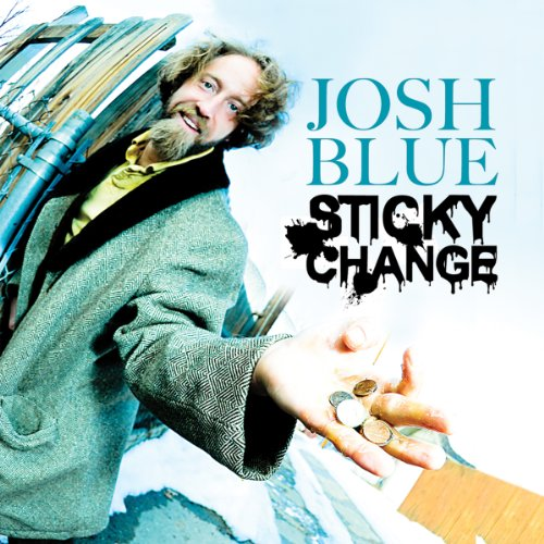 Sticky Change audiobook cover art