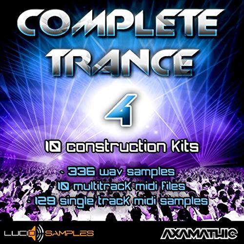 Complete Trance Vol. 4 - 10 Advanced Trance Construction Kits | DVD non Box