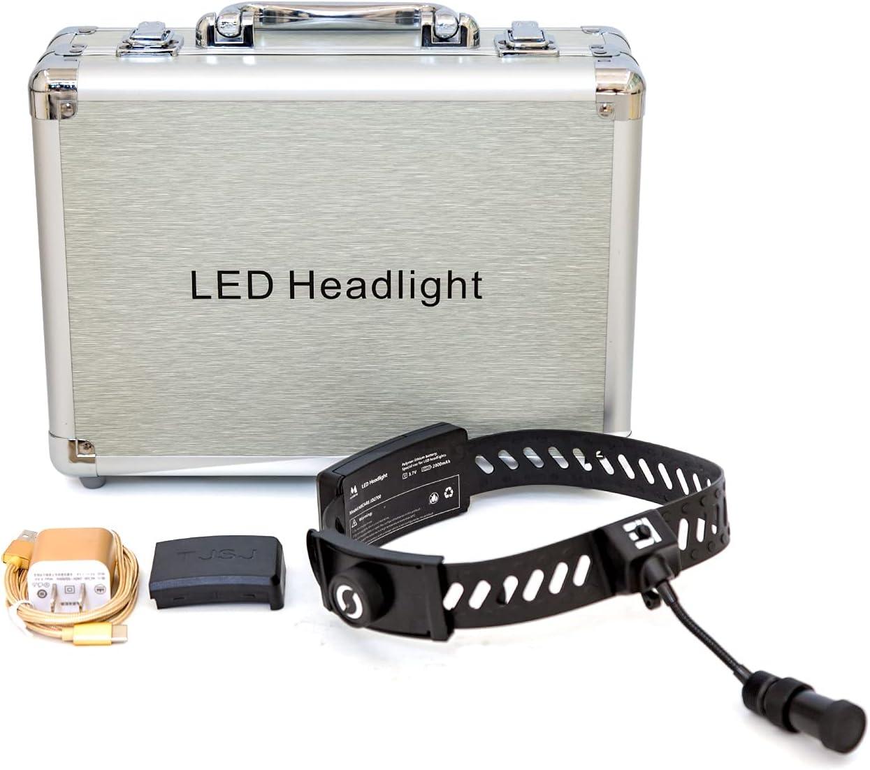 Dental New sales Wireless LED Headlight Light Headband JD2700 Surgical 2021 spring and summer new
