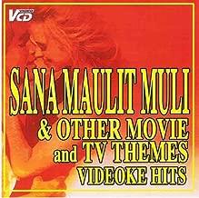 Sana Maulit Muli & Other Movie and TV Themes Videoke Hits (Video CD Karaoke)