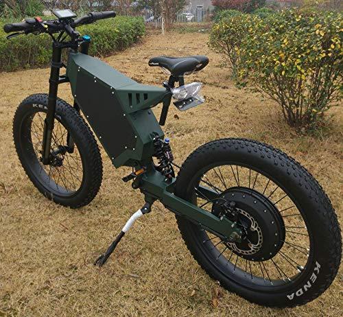 15,000W Army Mother Power Mountain Ebike 120km/h
