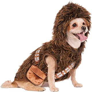 Rubie's Star Wars Chewbacca Hoodie Pet Costume