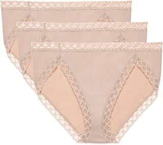 Women's Bliss Cotton French Cut 3 Pack Panties 152058MP
