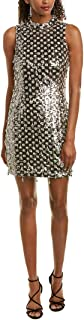 French Connection womens All Over Sequin Dresses Formal Dress