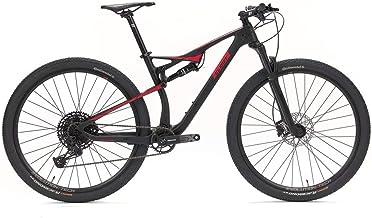 CLOOT Bicicleta Carbono Doble Suspension 29 Evolution FS 9.0 1X12 Eagle Boost, SRAM Eagle 11-50, Horquilla Rockshox Judy,Amortiguador Sontour Edge, Frenos hidráulicos Shimano.
