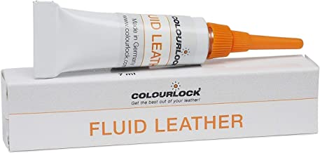 Colourlock Fluid Leather Filler 7ml for Repairing Small Holes, tears, Deeper Scratches & Cracks on car Leather interiors Compatible with BMW Savannah Beige