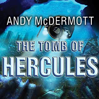 The Tomb of Hercules audiobook cover art