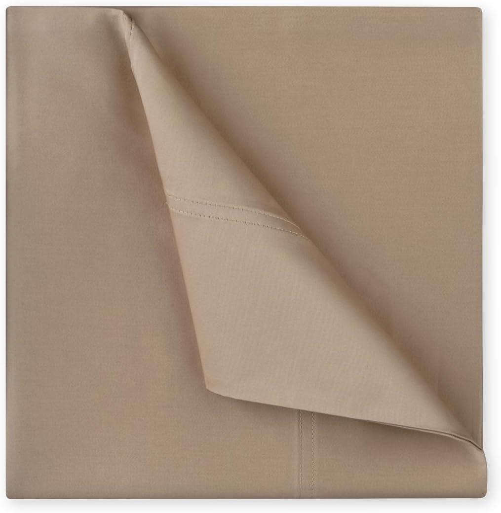 Williamsburg Taupe 400TC Cal-King Sheet Set with Bonus Pillow Cases, California