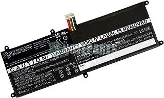 【NOTEPARTS】Dell デル Latitude 11 5175 5179 用 バッテリー VHR5P RFH3V対応