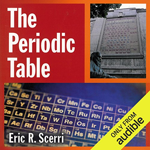 The Periodic Table audiobook cover art