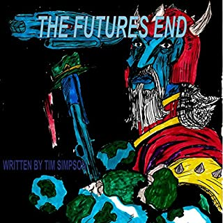 The Futures End audiobook cover art