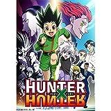 Zhenzhiao Hunter X Hunter Poster Manga Anime - Décoration de la maison 42 x 29 cm