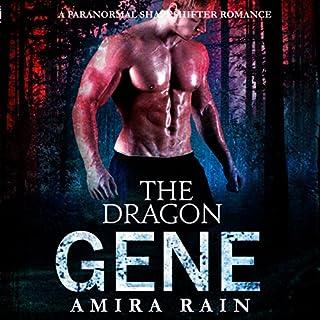 The DRAGON Gene: A Sensational Paranormal Shapeshifter Romance cover art