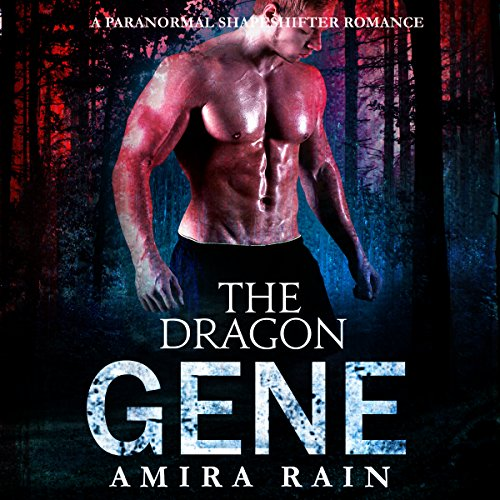 The DRAGON Gene: A Sensational Paranormal Shapeshifter Romance Titelbild