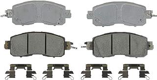 Wagner ThermoQuiet QC1650 Ceramic Disc Brake Pad Set