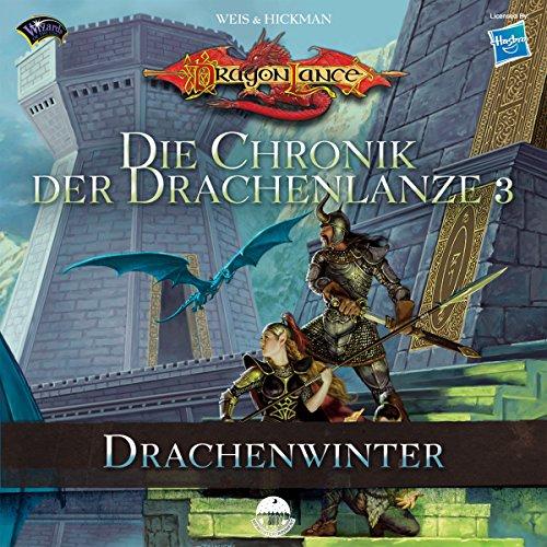 Drachenwinter audiobook cover art