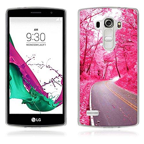 FUBAODA für LG G4 Beat Hülle, Schöne und Landschaft Serie TPU Case Silikon Case für LG G4 Beat / G4s (H735)