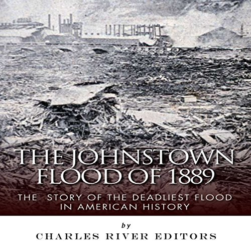 The Johnstown Flood of 1889 audiobook cover art